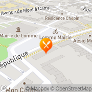 Carte de SOGEDEX SA Lomme, France