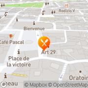 Carte de Roulement Service S.A. Clermont-Ferrand, France