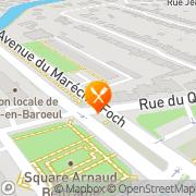Carte de S.E.T.U.H. S.A. - Société Equipement Technique Usines et Habitat Marcq-en-Barœul, France