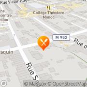 Carte de BT FRANCE Lesquin, France