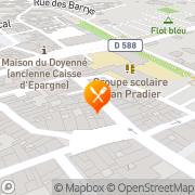Carte de ASSOC ACTION ET ENTRAIDE EN BRIVADOIS Brioude, France