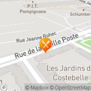 Carte de ANTEN SARL Montpellier, France