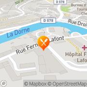 Carte de Ets Perrier SA Le Cheylard, France