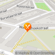 Kaart Ho-Wan Chinees- Indisch Restaurant Rotterdam, Nederland