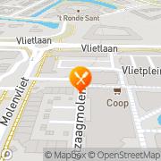 Kaart Chinees Specialiteiten Restaurant Golden Rose Ridderkerk, Nederland