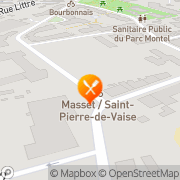 Carte de MGA Productique Sarl Lyon, France