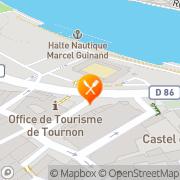 Carte de ARDEPHARM Tournon-sur-Rhône, France