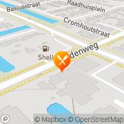 Kaart Tapasbar la Vida Heerhugowaard, Nederland