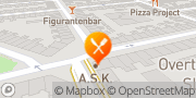 Map Forno Communale Amsterdam, Netherlands