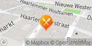 Kaart Stout Café Restaurant Amsterdam, Nederland