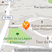 Carte de REXAM SNT Tournus, France