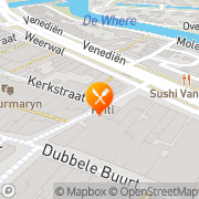 Kaart Grieks Restaurant Tapasbar Kriti Purmerend, Nederland