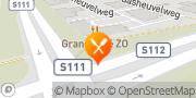 Kaart Grand-Cafe ZO Amsterdam, Nederland
