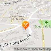 Carte de Eurogerm S.A. Saint-Apollinaire, France