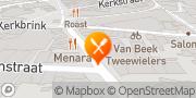 Kaart Surya Indiaas en Nepalees Restaurant Hilversum, Nederland