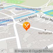 Kaart Patoe Surinaams Eethuis Restaurant Afhaal Lunch Culemborg, Nederland