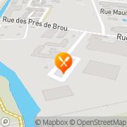 Carte de Fontaine Picard Sarl Bourg-en-Bresse, France