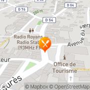 Carte de Rochat S.A.R.L. Saint-Jean-en-Royans, France