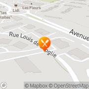 Carte de SECURITAS SYSTEMES FRANCE Aix-en-Provence, France
