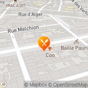 Carte de SCTE D'EXPLOITATION DE L'UNIVERS Marseille, France