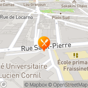 Carte de Benyounes Mounir Marseille, France