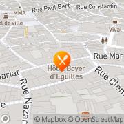 Carte de Ricoh France S.A. Aix-en-Provence, France