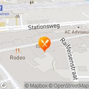 Kaart Que Pasa Tapasbar Eindhoven, Nederland