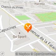 Carte de GO SPORT SA Sassenage, France