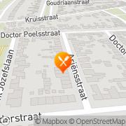 Kaart Marmaris Kebab Weert, Nederland
