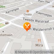 Kaart Billabong Drinks Dinner & Dance Nijmegen, Nederland