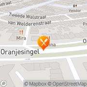 Kaart Kwok Paw Chinees/Kantonees Spec Rest Nijmegen, Nederland