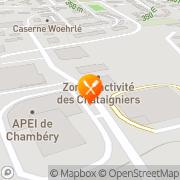 Carte de ASS PARENTS ENFANTS INADAPTES CHAMBERY Chambéry, France