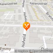 Kaart Sayam Thaise Specialiteiten Apeldoorn, Nederland