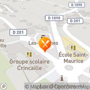 Carte de APROLIS Les Marches, France