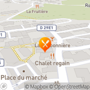 Carte de FOURNIL DU VILLAGE Les Rousses, France