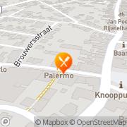 Karte Palermo Angenthör, Deutschland