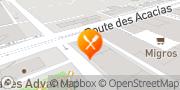 Carte de Le nouveau Lido 'Chez Anna' Les Acacias, Suisse