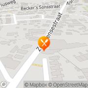 Kaart Hong Kong Chinees-Indisch Restaurant Brummen, Nederland