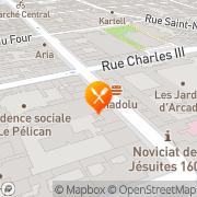 Carte de Performance EURL Nancy, France