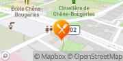 Carte de Le Gruyérien - Chêne-Bougeries Chêne-Bougeries, Suisse
