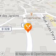 Carte de NOIRCLERE JEAN LUC Lay-Saint-Christophe, France