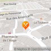 Carte de SA D'EXPLOITATION DES ETABLISSEMENTS STREIFF PIERRE Saint-Avold, France