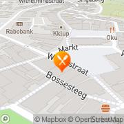 Kaart Paganini Mediterraans Restaurant Winterswijk, Nederland