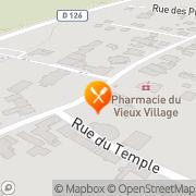 Carte de ST2M INDUSTRY SAS Voujeaucourt, France