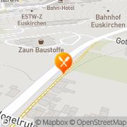 Karte Burger King Essig, Deutschland