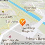 Kaart Jasmijn Garden Chinees-Ind Rest Snackbar Emmen, Nederland