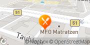 Karte Freddy Fresh Pizza Saarbrücken Saarbrücken, Deutschland
