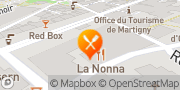 Carte de la Nonna Martigny-Ville, Suisse