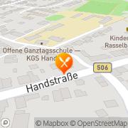 Karte Restaurant Zum weißen Pferdchen Bergisch Gladbach, Deutschland