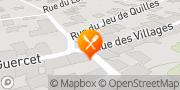 Carte de Café-Restaurant des Fontaines Charrat-les-Chênes, Suisse